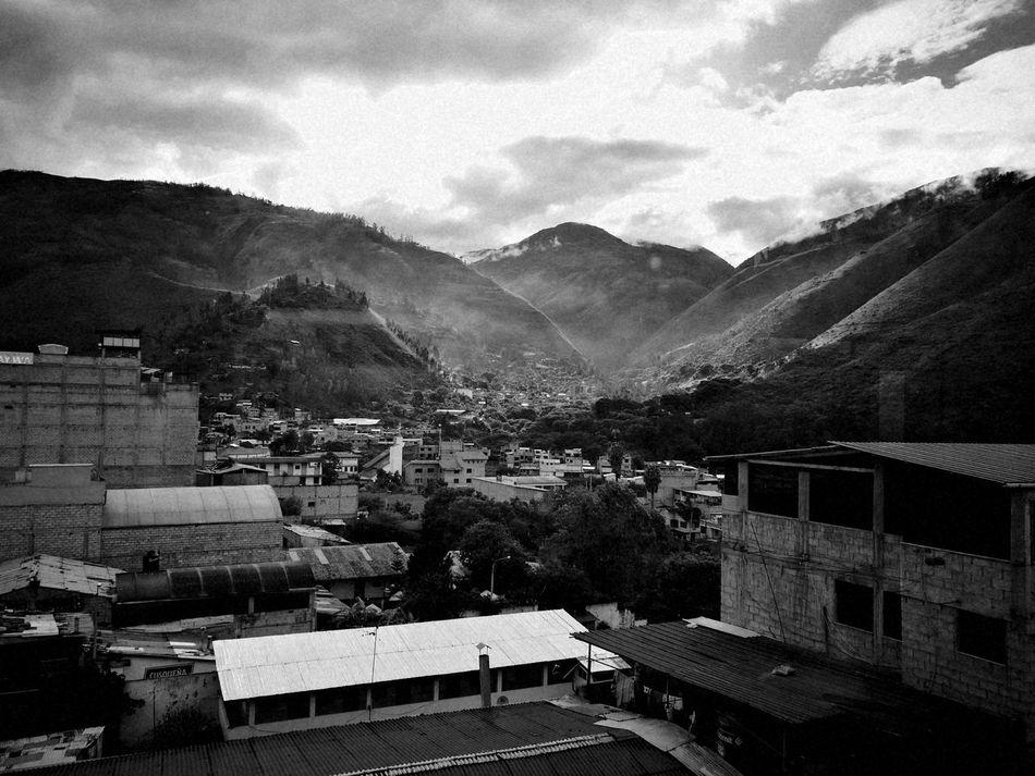 Blackandwhite Photography OverviewPoint Mountain Calmness