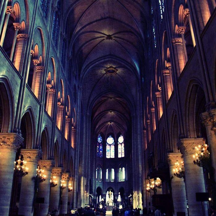 Architecture Travel Destinations Catedralnotredame