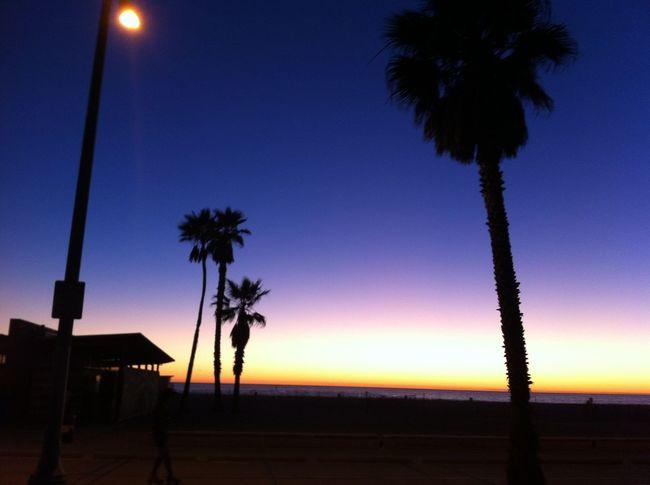 Venice Beach Losangeles #sunset #sun #clouds #skylovers #sky #nature #beautifulinnature #naturalbeauty #photography #landscape Venicebeach