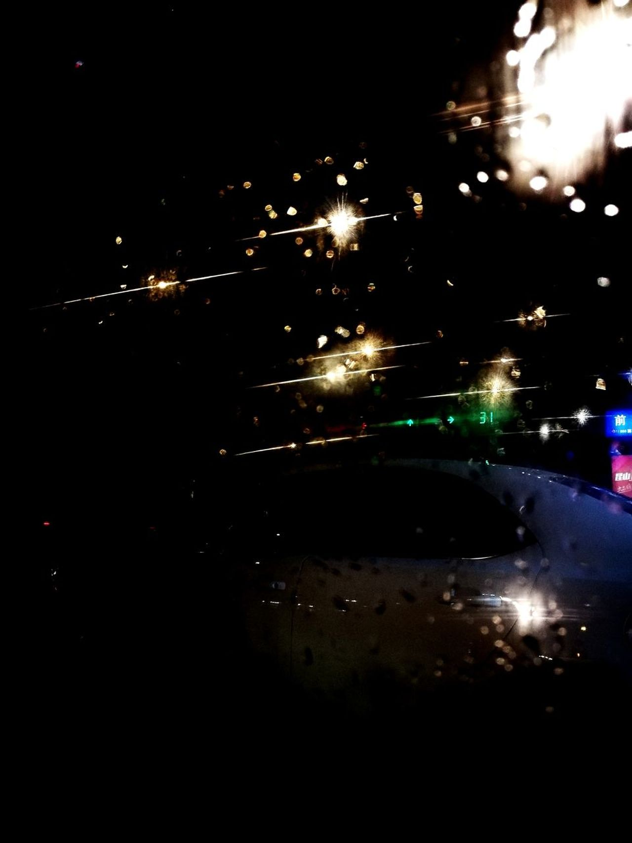 Car Transportation Night Vehicle Interior Smoke - Physical Structure Close-up Outdoors No People