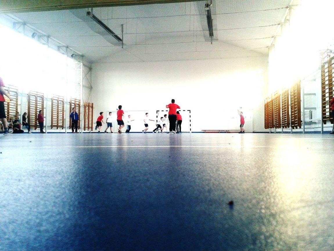 ducks vs pants Handball Sport Sports Photography Ballgames