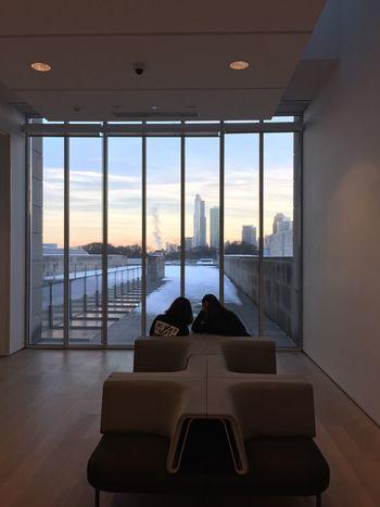 Friends Art Art Is Everywhere Chicago Architecture Winter Skyline Skyscraper Art Gallery The Architect