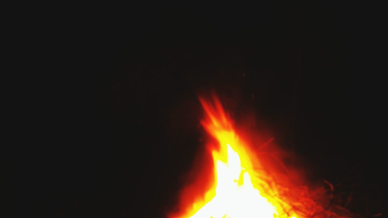 Heat - Temperature Fire - Natural Phenomenon Flame Red Burning Exploding Lava No People Erupting Nature Close-up Night Outdoors