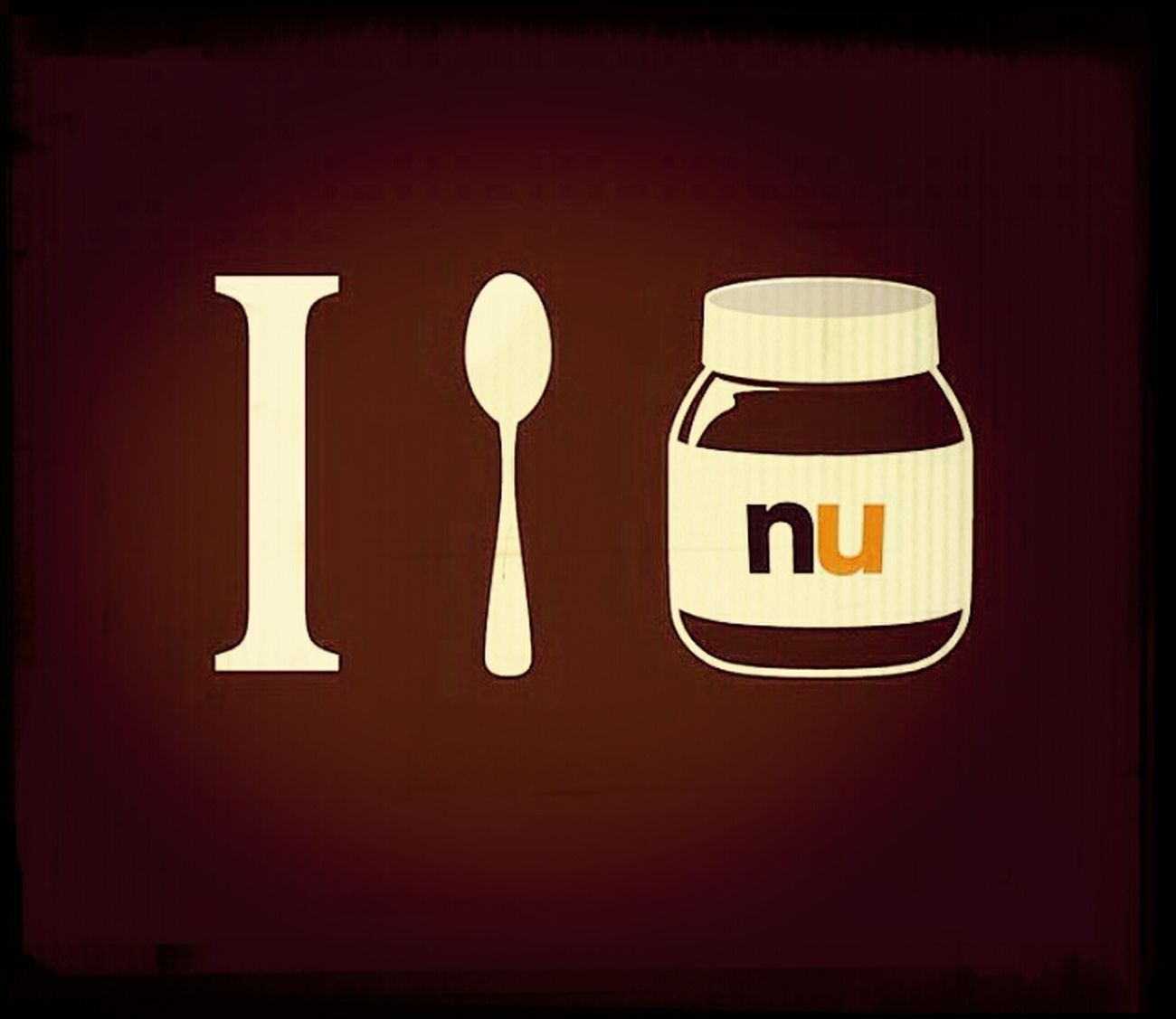 I love Nutella Food Porn