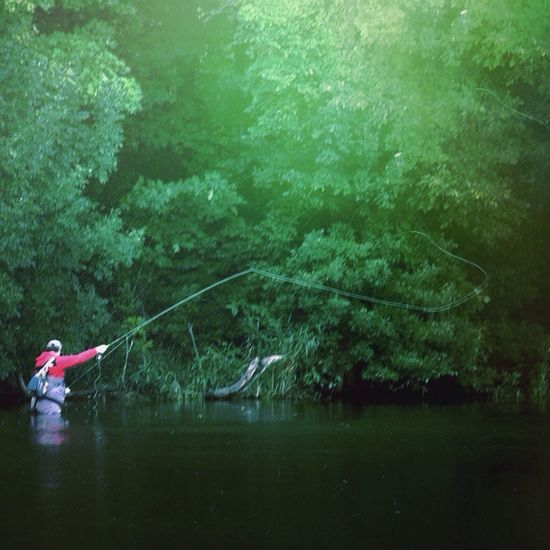 There's something about a fly fisherman: the line whistles and whips through the air like a thing alive. Eye Em Nature Lover Popular Photos Fishing Tadaa Community