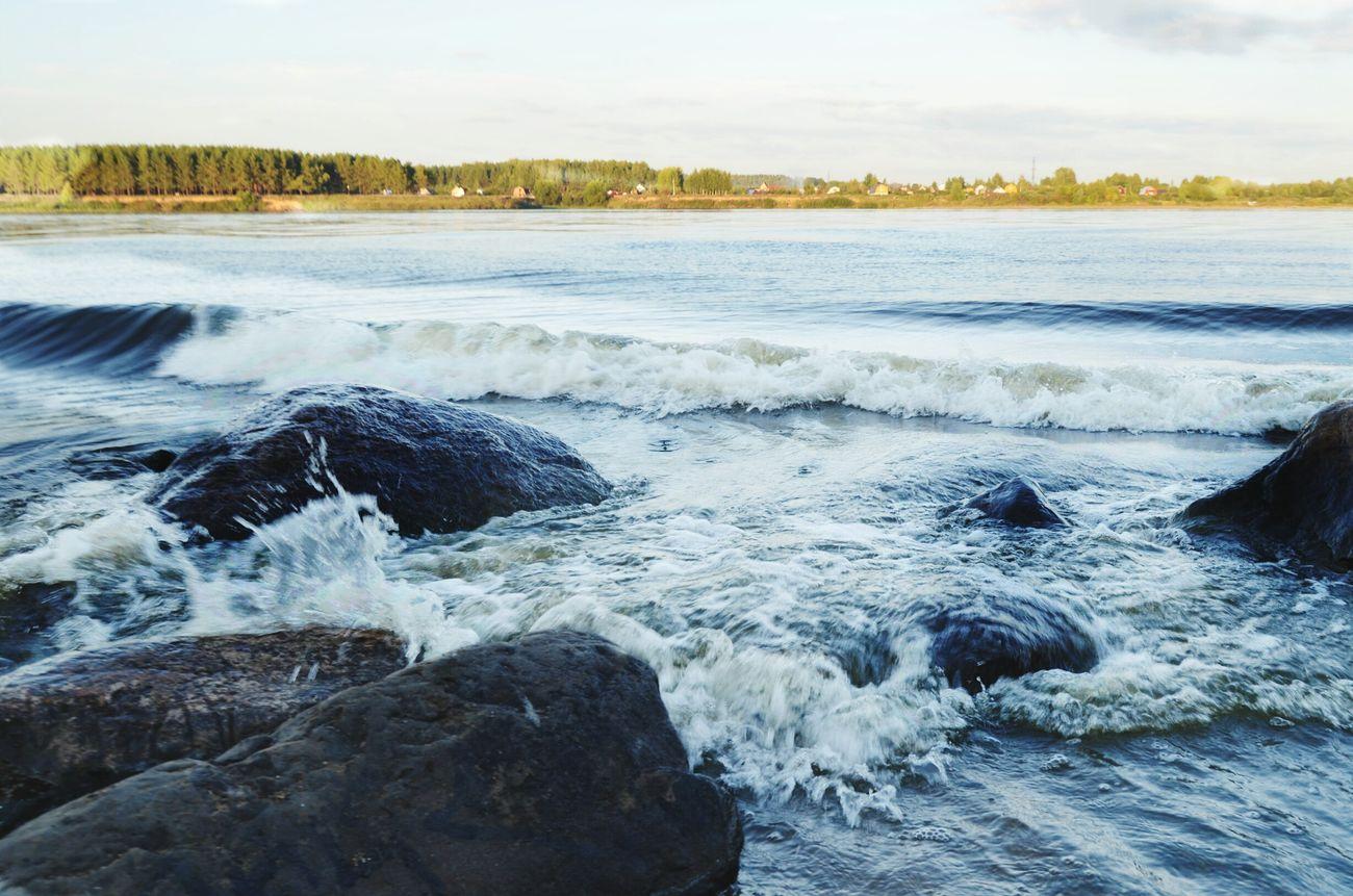 Река Волга . Ярославль First Eyeem Photo