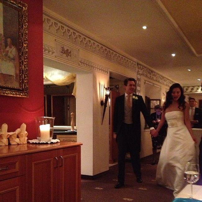 The newlyweds Nataschalex