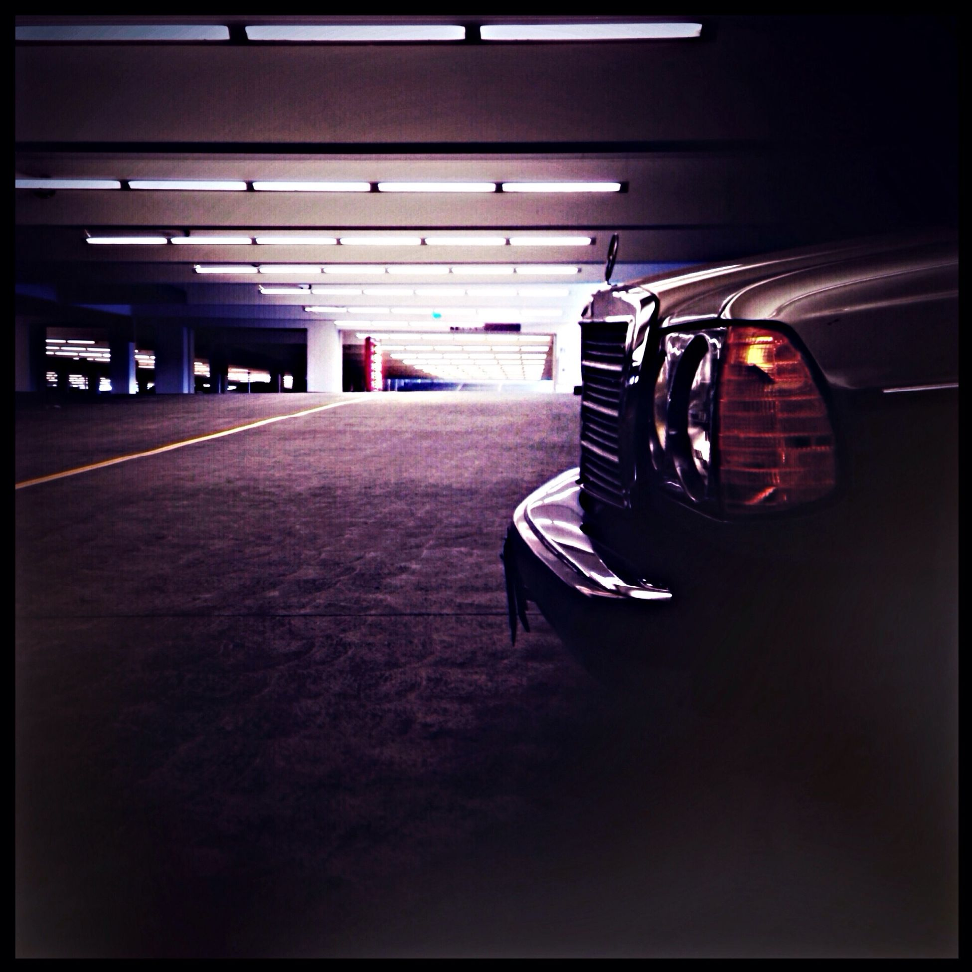 Mercedes Benz Turbo Lomob Skipbleach