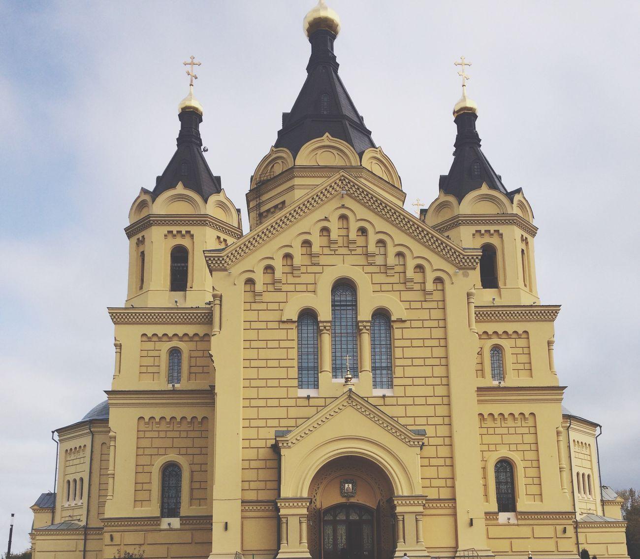 Novgorod Religion Church Sky Famous Place Day Tourism