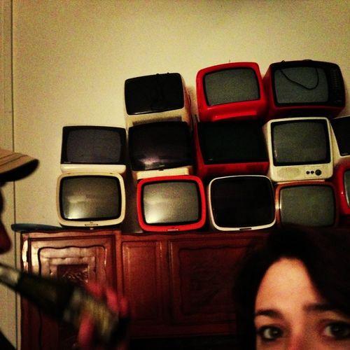 Ignoring Television