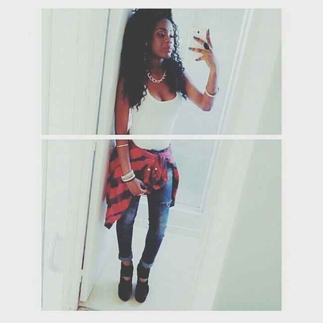 Yo ✌ Blvck  Badgal Selfie