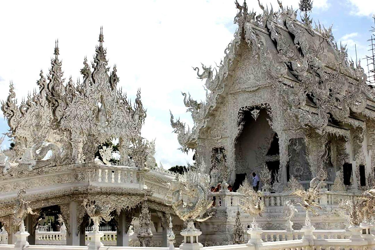 Thewhitetemple Chiangrai
