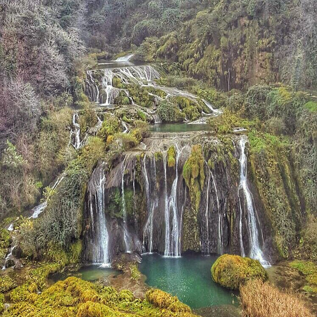 Cascata_delle_Marmore Cascata Waterfall Water Nature EyeEm Best Shots EyeEm Nature Lover EyeEm Gallery EyeEmBestPics River Terni Fiume Panoramic Photography Nature Waterfalls Landscape Beauty In Nature No People Beauty Eye4photography  EyeEm EyeEm Best Shots - Nature EyeEmBestEdits