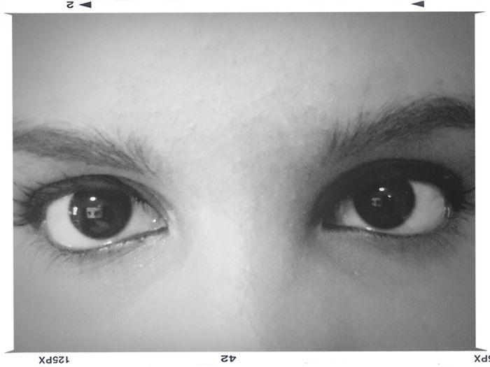 """""""Gli occhi sono lo specchio dell'anima:)"""""""