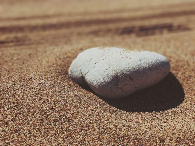 Stoned 2 Beach Sand Pebble No People Textured  Close-up Day Outdoors Nature Food