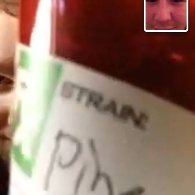 Pineapple Express Medical Facetime With My Homie In Arizona