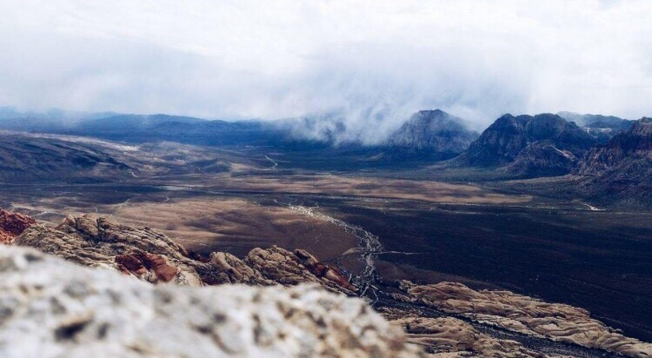 Redrockcanyon Las Vegas Hiking Adventure
