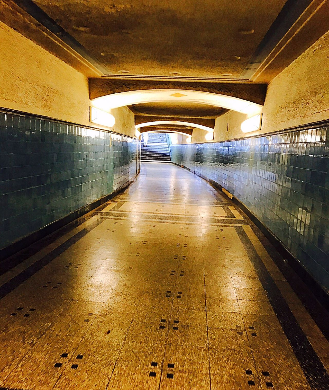 Architecture The Way Forward Illuminated Indoors  Ceiling Built Structure No People Day Tunnel Tunnel Vision Shadows & Lights Berlin Underground