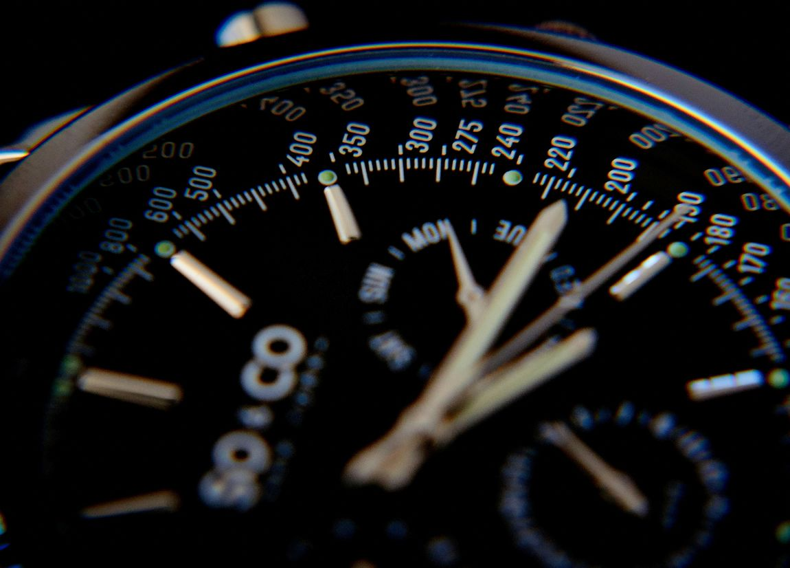 So&Co Watches Clock Time Focus
