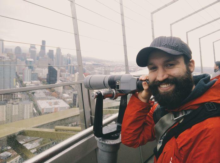 Enjoying The View Seattle