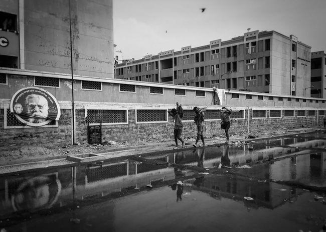 Fisherman village- marina beach, Santhome, Chennai. India Chennai IPadography Ipad Pro Ipadphotography Taking Photos Black & White Blackandwhite People Photography Eye4photography  Bw Streetphotography Blackandwhite Photography Eye4black&white  People And Places