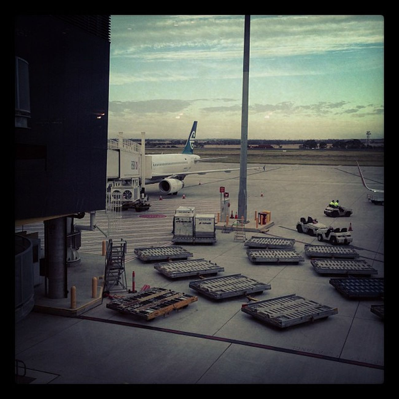Leaving on a jet plane.....