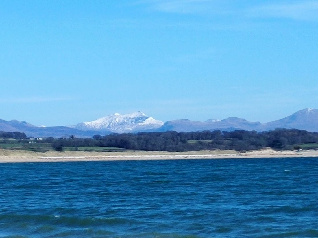 Snowdon Mountain And Sea Landscapes With WhiteWall Here Belongs To Me The KIOMI Collection Nature's Diversities