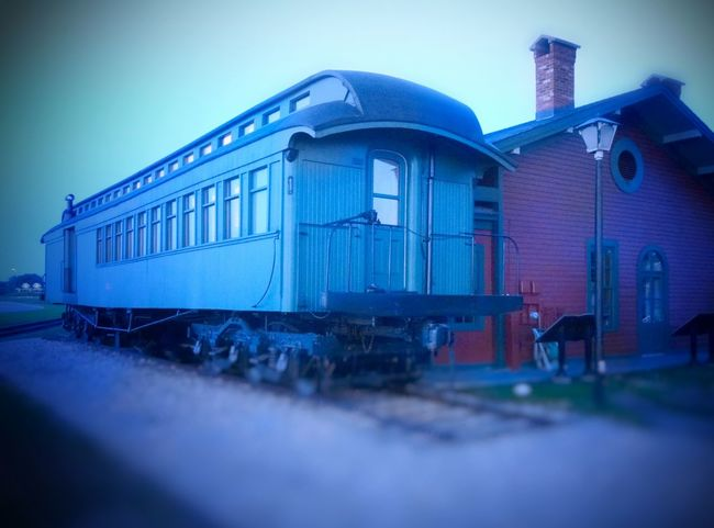 Building Exterior Selective Focus Weathered Vignette Museumseries Trains & Railroad Train_of_our_world EyeEm Best Shots Showcase September Pure Michigan Transportation