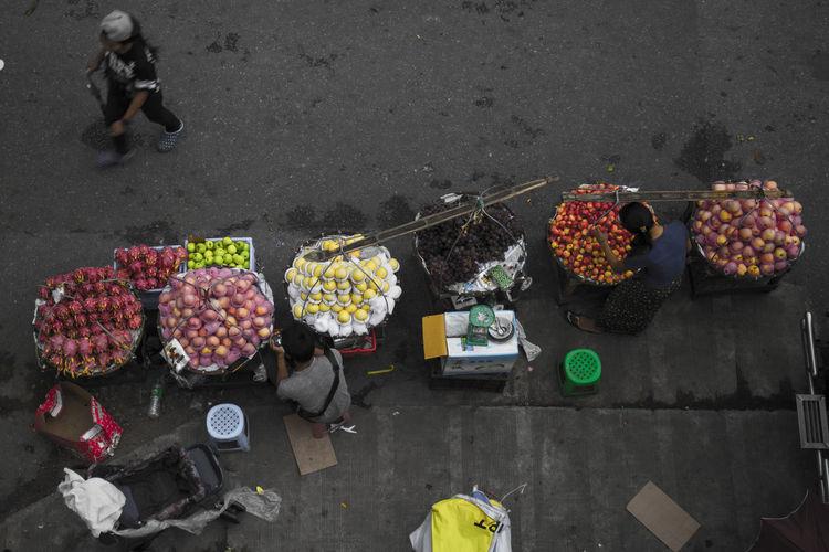 Fruits Random Life Streetphotography EOSM2 Sule Pagoda Road Yangonlife Myanmarstreetphotography