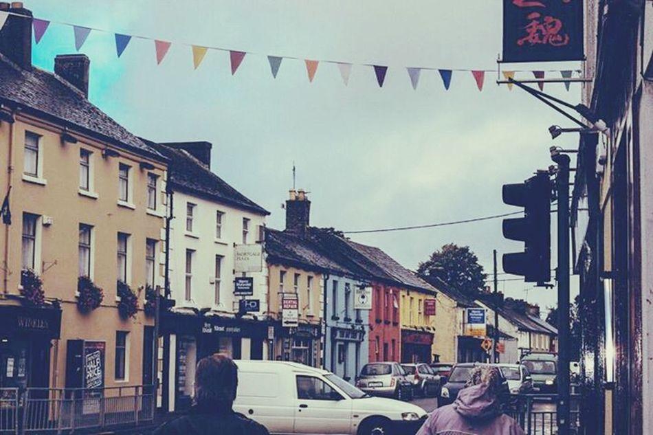 Athy Ireland Travel Photography Travel