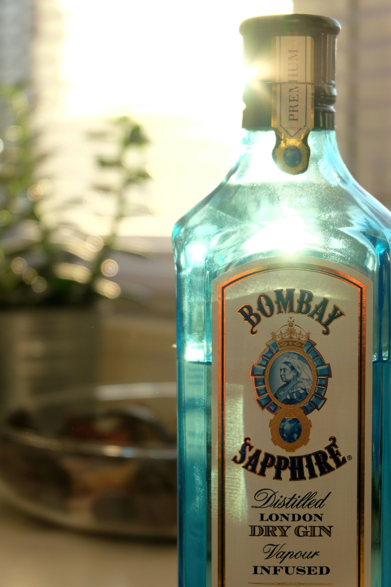 Bombay product photography Close-up No People Product Photography GIN Bombay Sapphire Xt-10 FUJIFILM X-T10