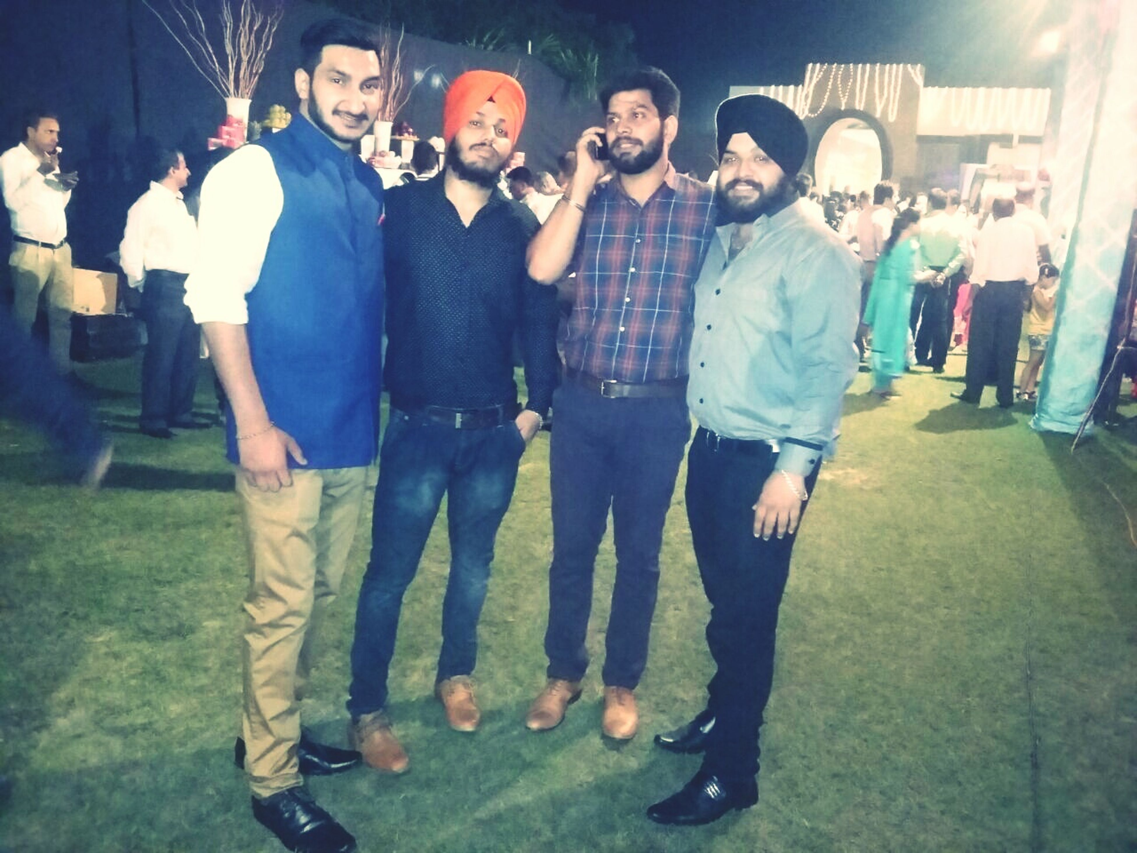 wid brothers njoy party