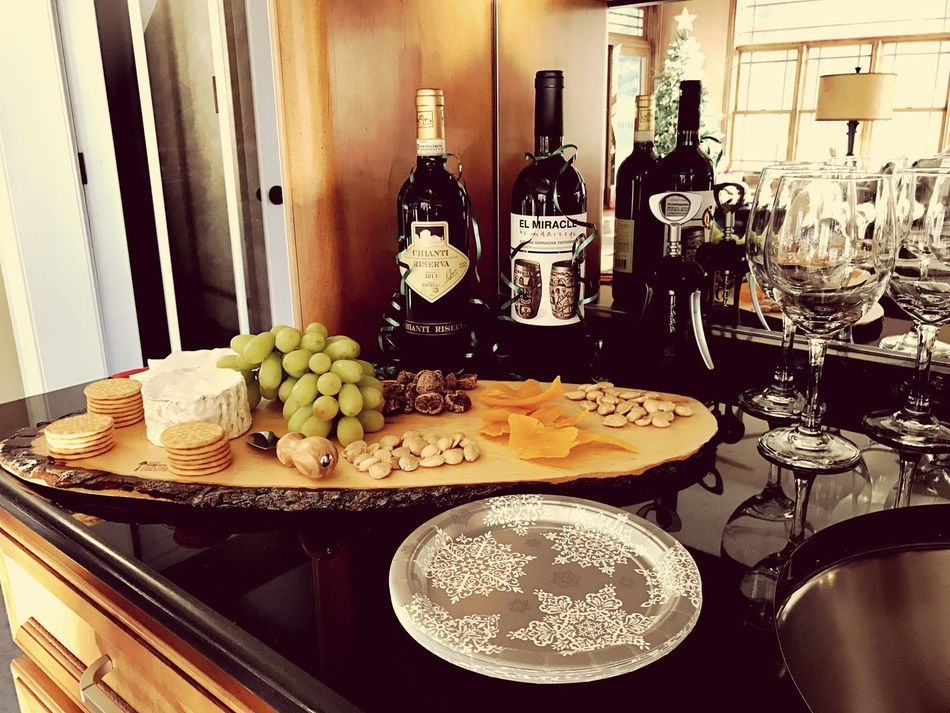 Wine Moments Grapes Wineandcheese