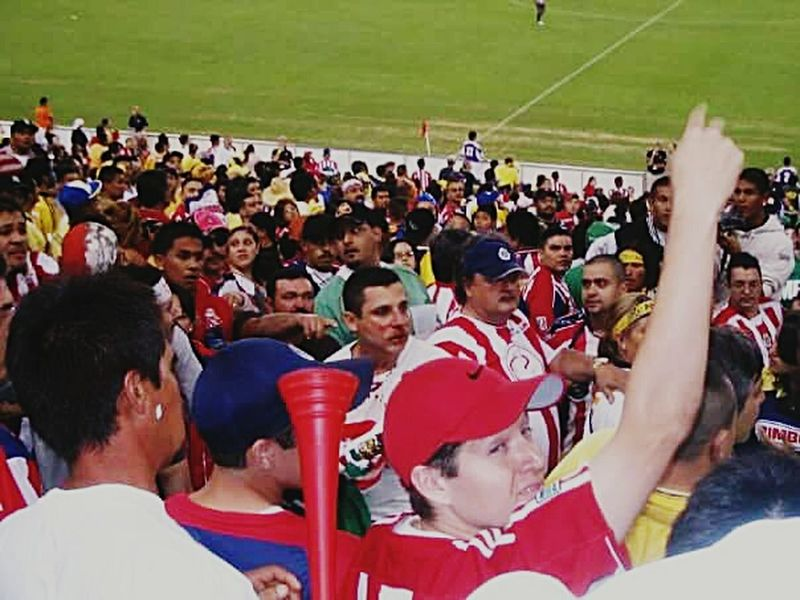 The Photojournalist - 2016 EyeEm Awards Chivas Chivas Game Aguilas Soccer Soccer Fans Estadioazteca Mexico City