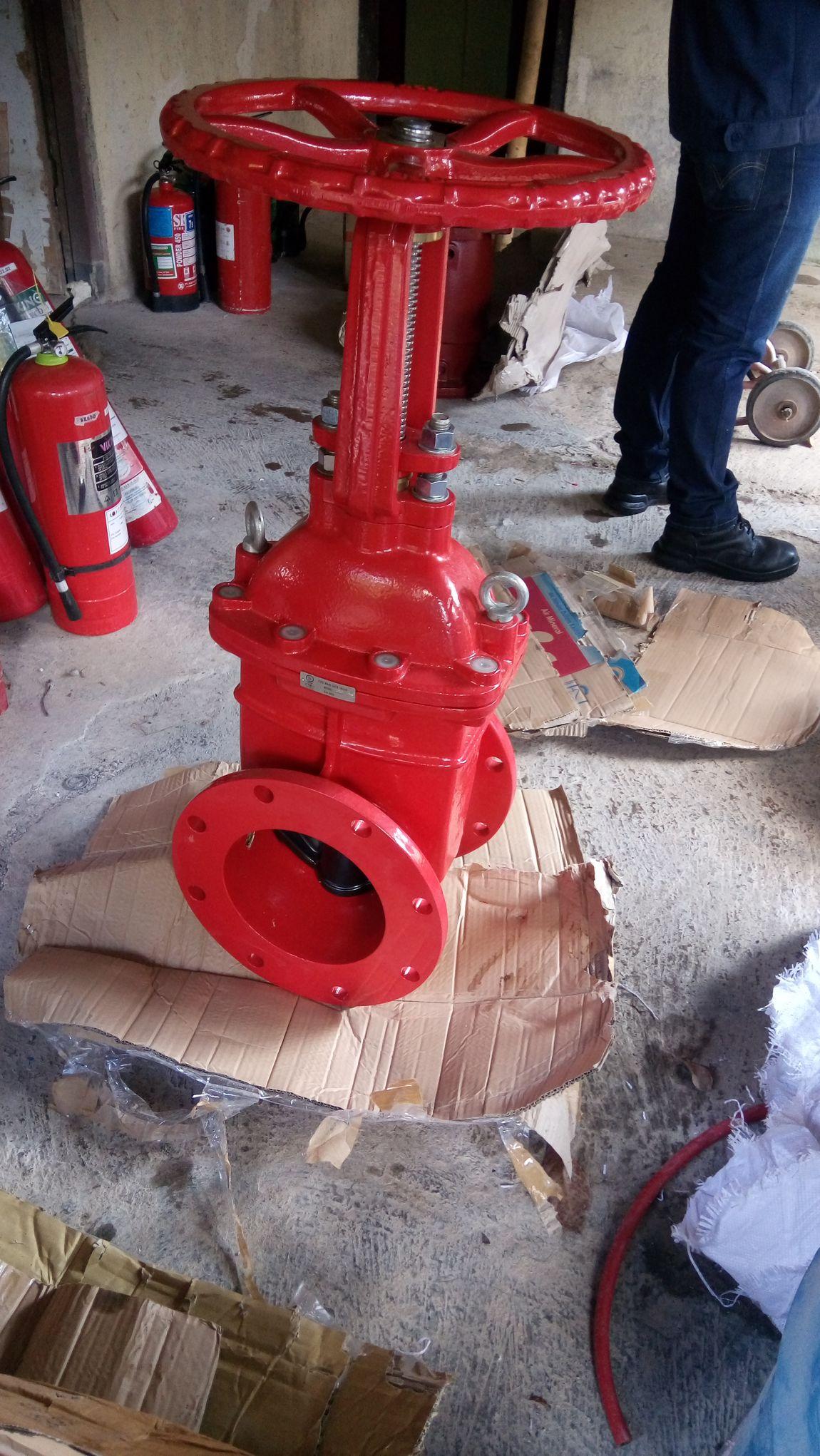 Gatevalve Maincontrolvalve Hydrant Hydrantequipment Firesystem standard national fire protection association NFPA13