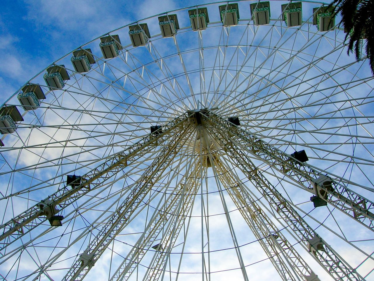 Amusement Park Ride Arts Culture And Entertainment Day Ferris Wheel Outdoors People Sky