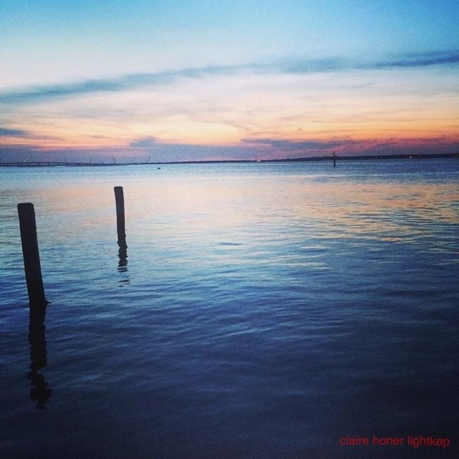 Ocean City Nj  Peaceful Sunset Everyday Joy