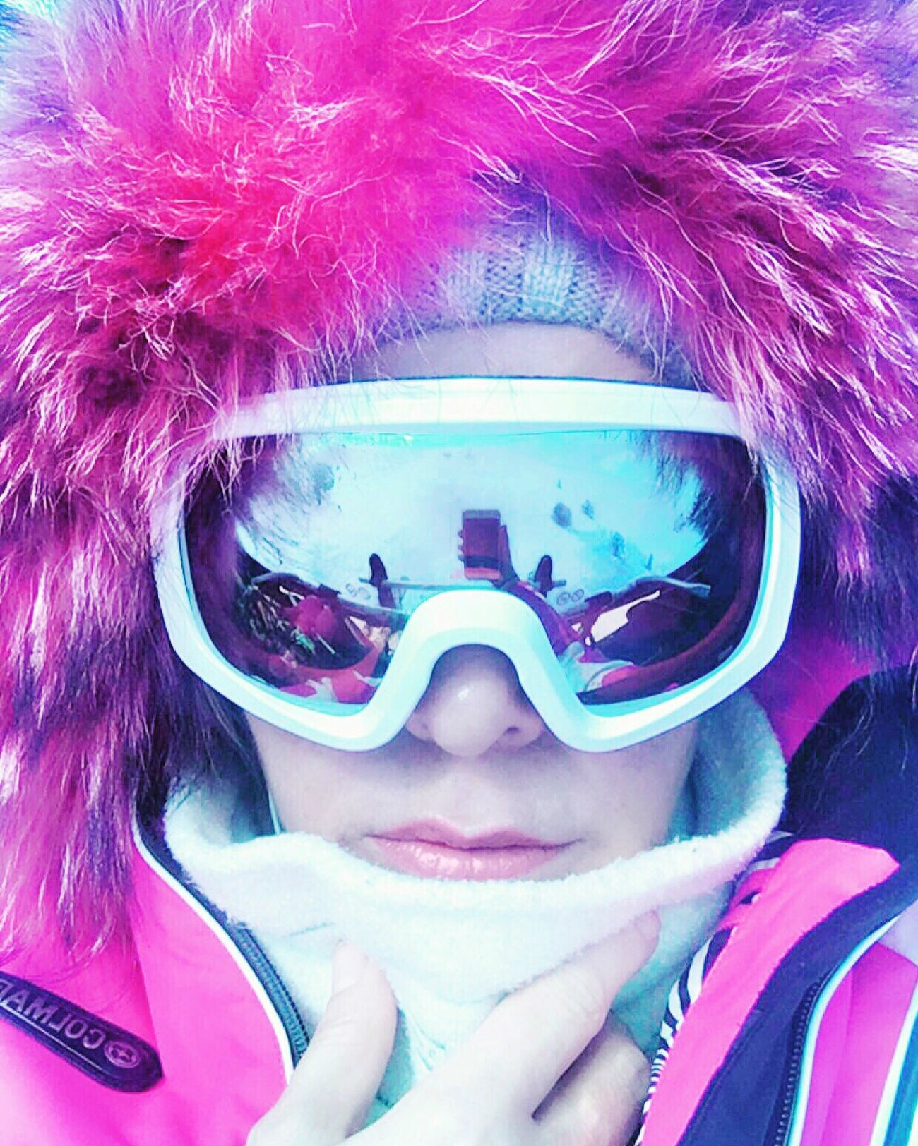 Skiing Snow Uludag Women IPhoneography EyeEm Best Shots - Nature OpenEdit EyeEm Gallery Iphoneonly IPhone Photography Iphone6s Photography Iphonesia Iphone6splus