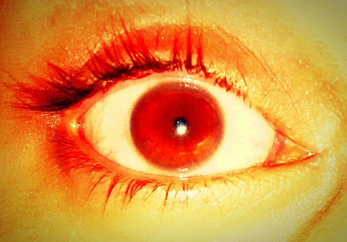 My Eyes <3 Look Into My Eyes... I Love My Eyes <3!