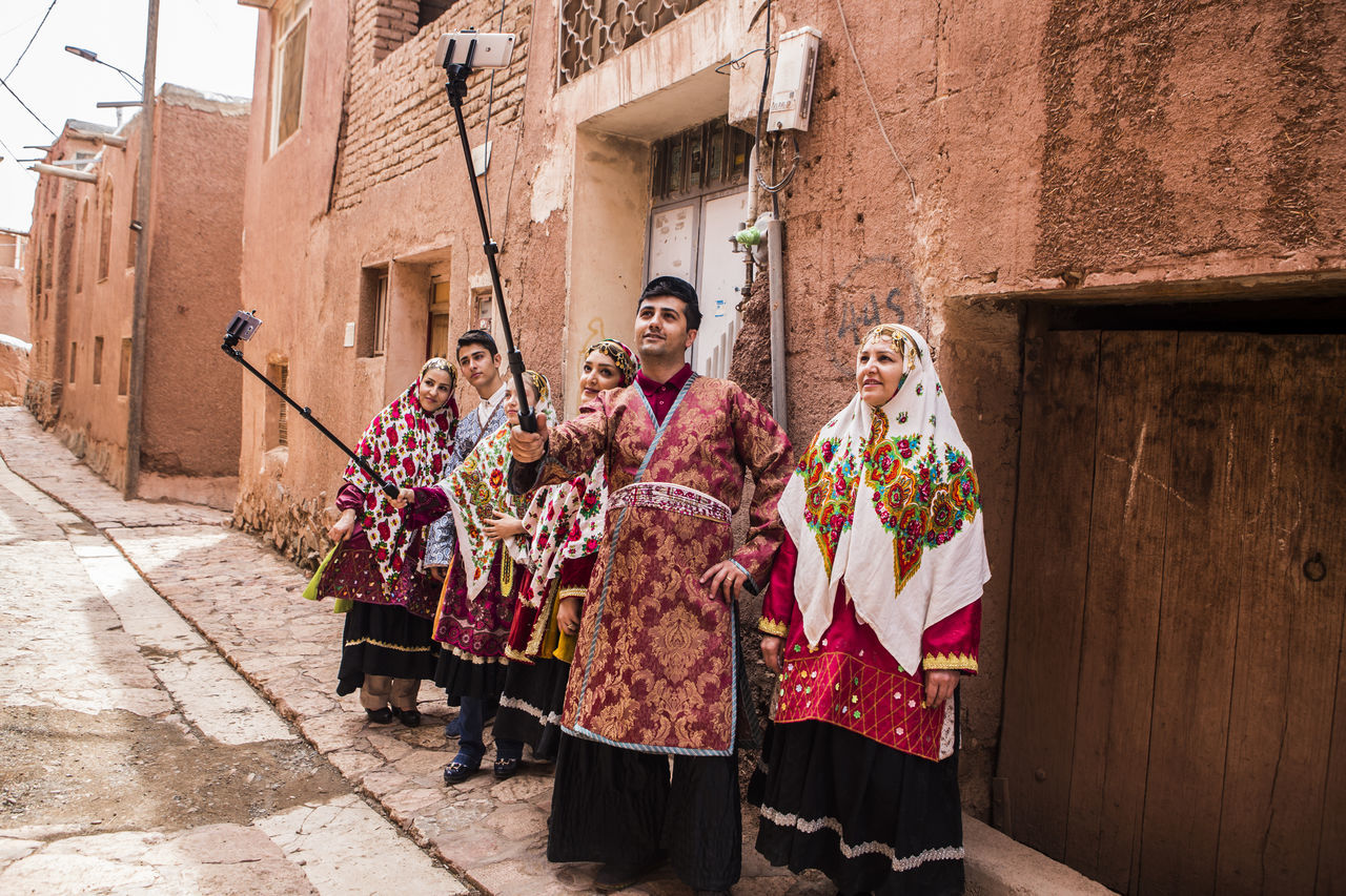 Here Is Abyaneh and these are people who living at this city but with two difference in local clothes and Mono pod . its the things i like it new and old both in one picture Abyaneh Beautiful Woman Cultures Iran Iranian Iranian People Kashan Lifestyles Neighborhood Map New And Old People Portrait Real People The Great Outdoors - 2017 EyeEm Awards The Photojournalist - 2017 EyeEm Awards The Portraitist - 2017 EyeEm Awards Traditional Clothing BYOPaper! Live For The Story Place Of Heart
