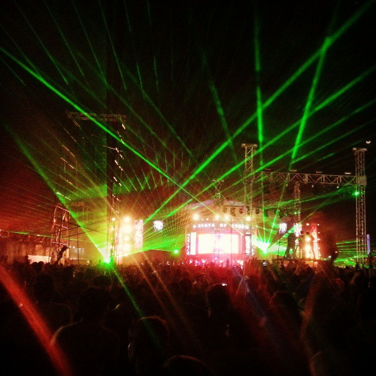 One final pic of the stage at Asot600mum . Thanks submerge and all others who put together the event. Hope to attend more events like these Asot600 Mumbai Edm trance concert