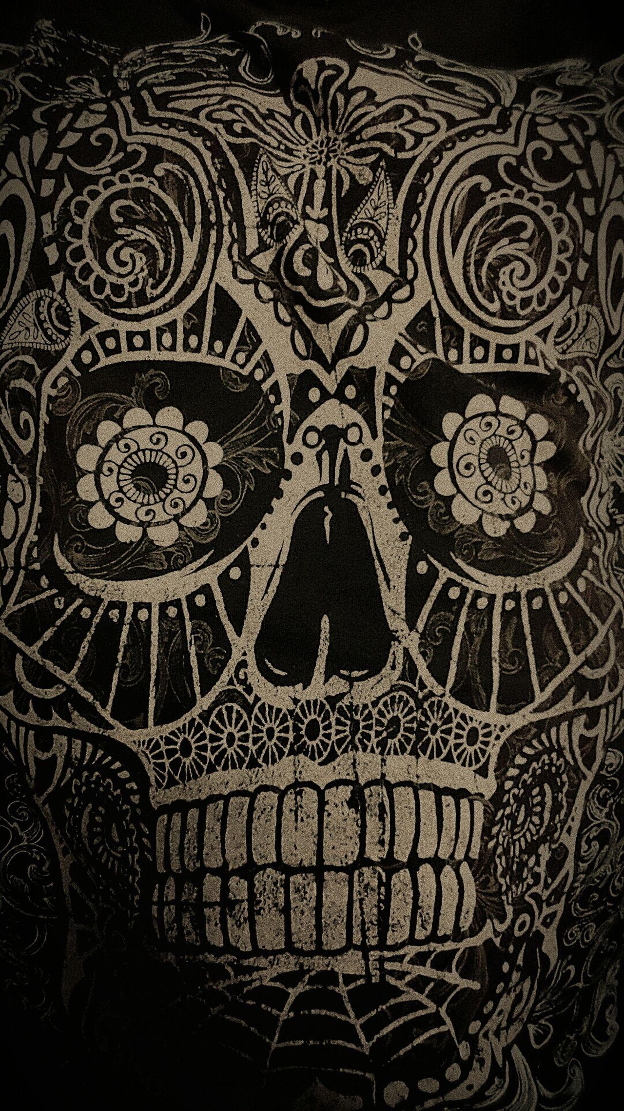 T- Shirt Skull