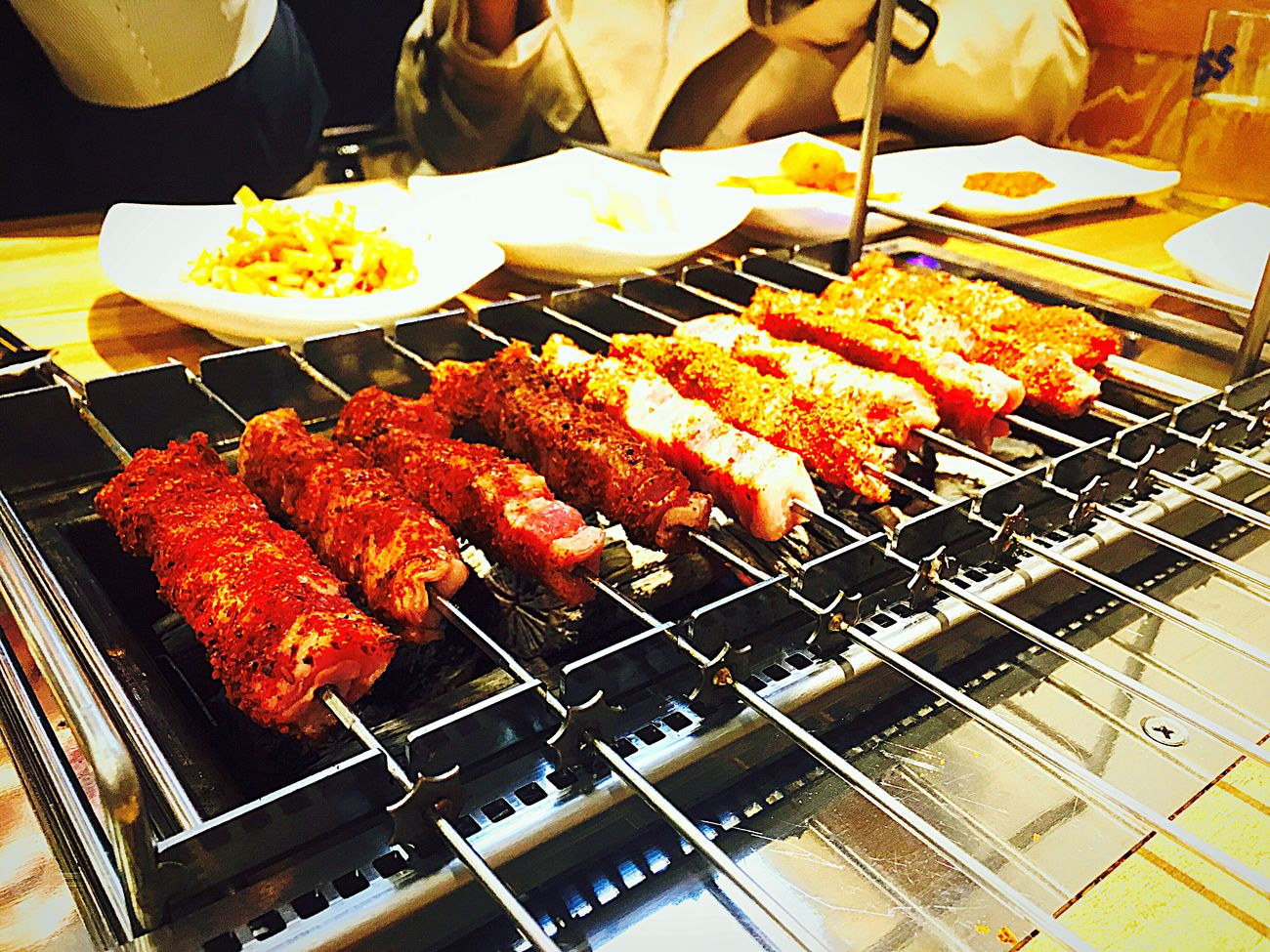 ShareTheMeal Lamb Skewers Food Meat