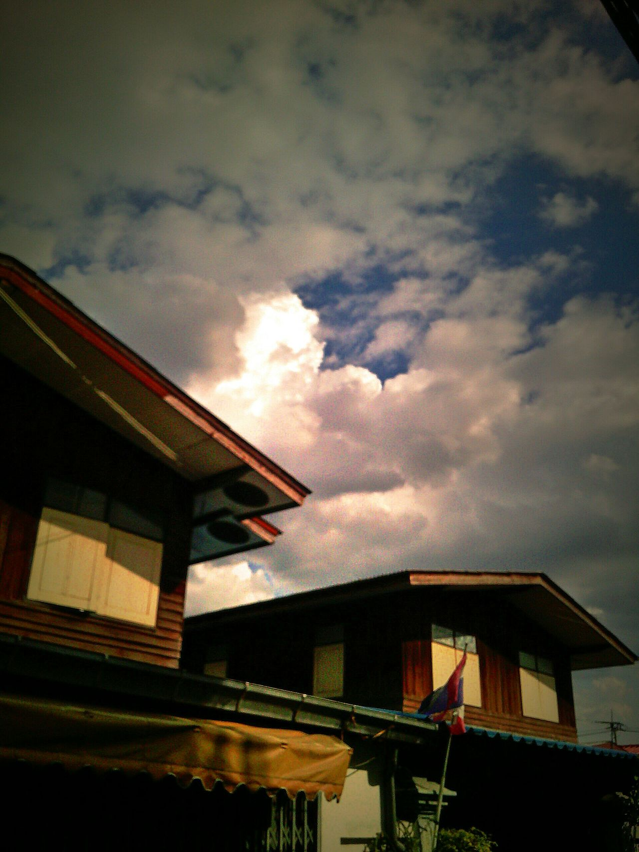 Evening of Yesterday, Landscape near my house. Open Edit. Eyeem Gallery Taking Photos.