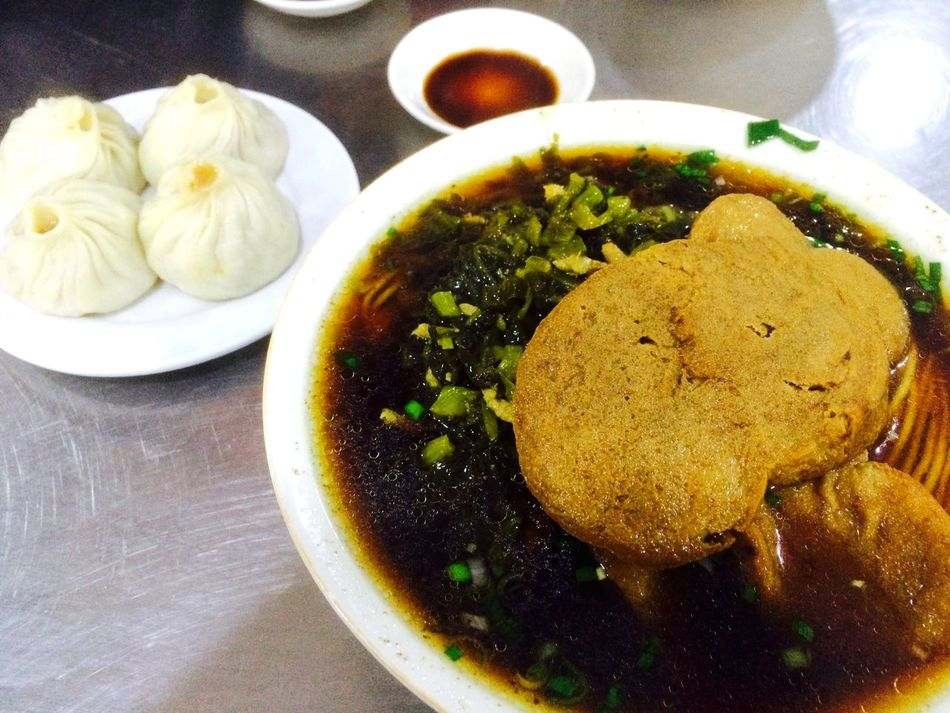 A typical local lunch in Nanjing Food Porn 1537