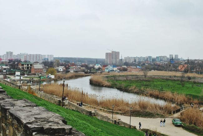 Ландшафт Urban Landscape осень