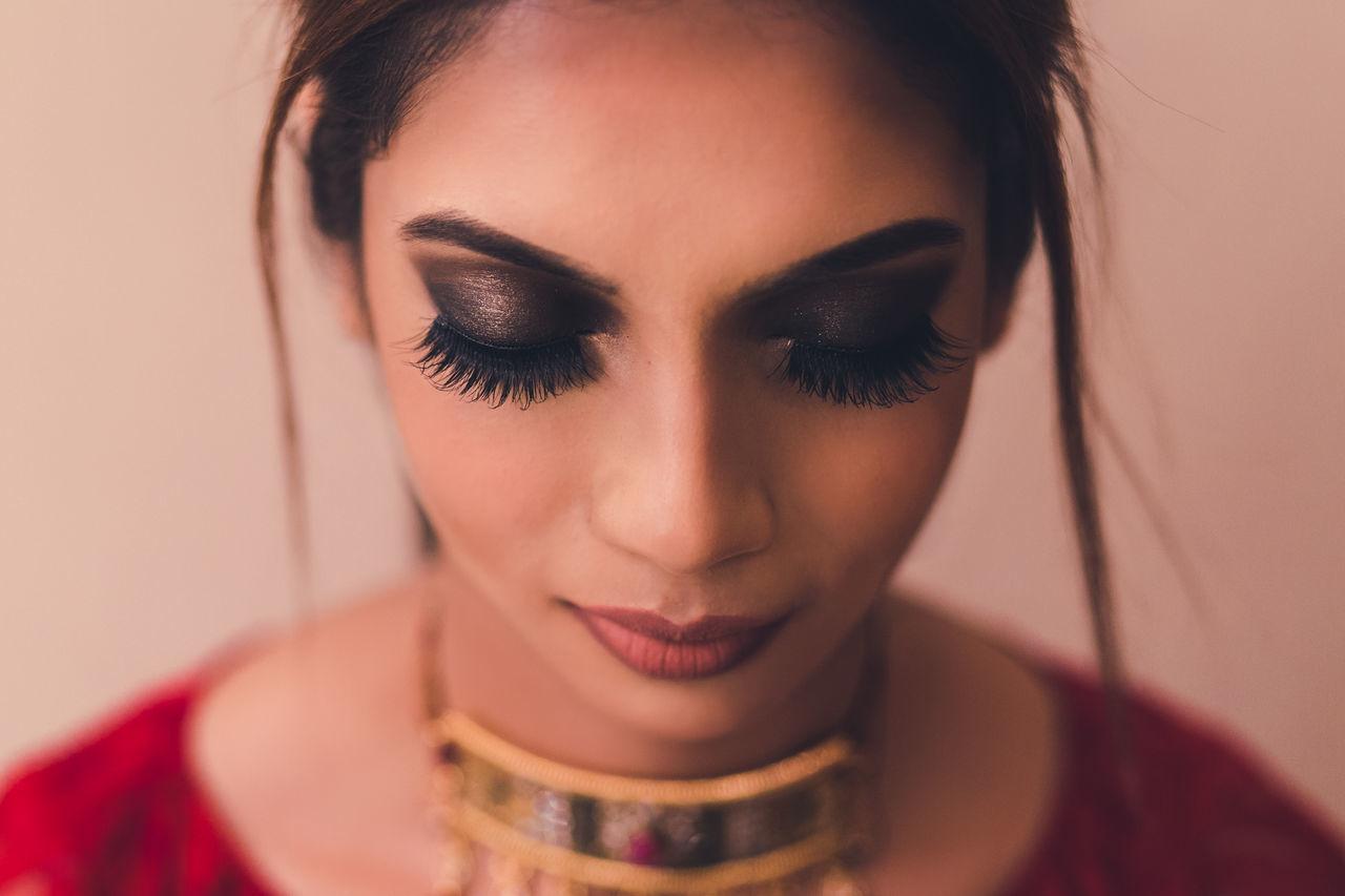 Beautiful stock photos of augen,  20-24 Years,  Aspirations,  Bangladesh,  Beautiful Woman