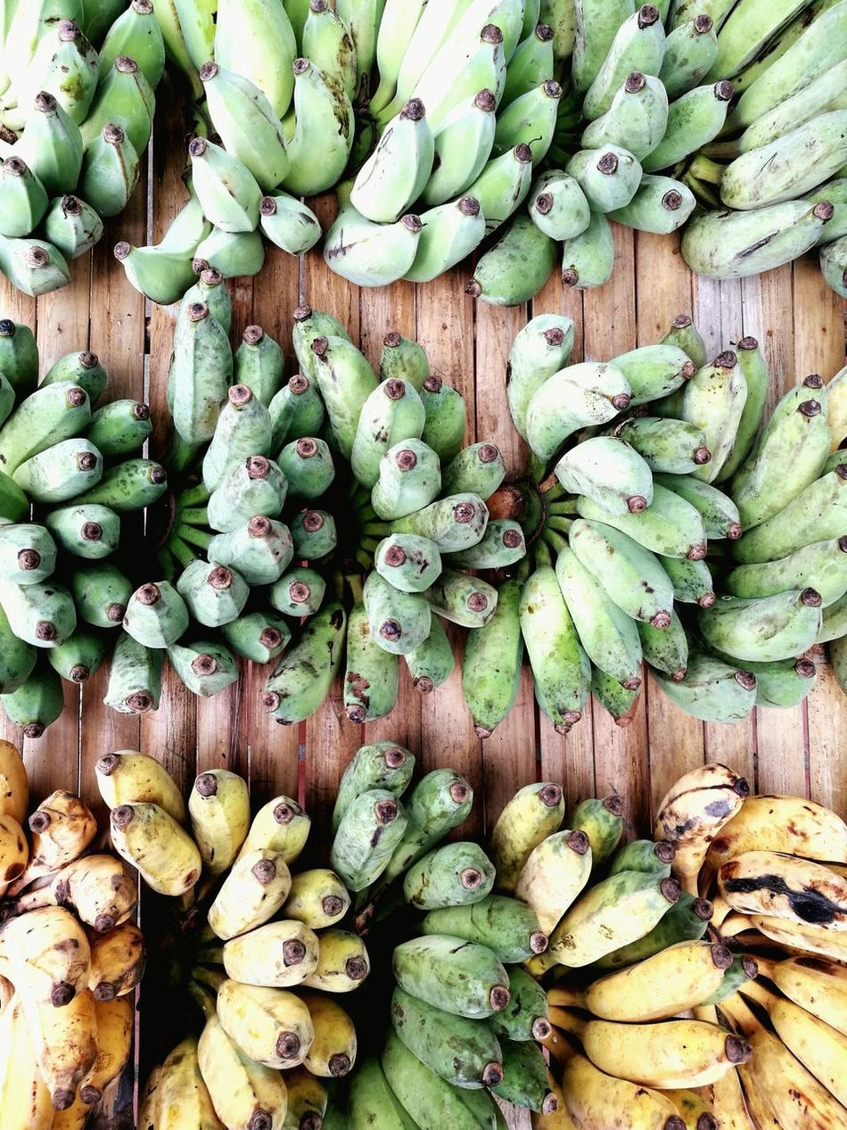 Gardiant 50 shade of Bananas Growth Green Color Plant Freshness Fruit Healthy Eating Food Raw Ripe Sugar Power Boost Superfood Calorie Snacktime Sweet Pile Sell Yellow Summer Banana Tropical Gardian Shade Shades Of Green  50shadesofgrey 50 Shades Of Green