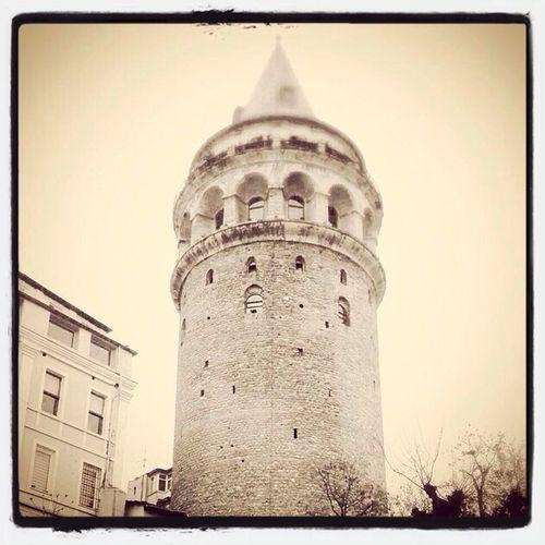 Turkei - İstanbul - Galata