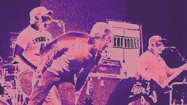 Rock'n'Roll Live Music Concert Mystyle Edit Theknittingfactory The Nixon Rodeo Paizley